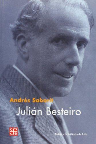 Julian Besteiro (Biblioteca de la Catedra del Exilio) por Andres Saborit