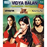 Vidya Balan Power Packed Performances: Blu-ray 3 Movie Box set