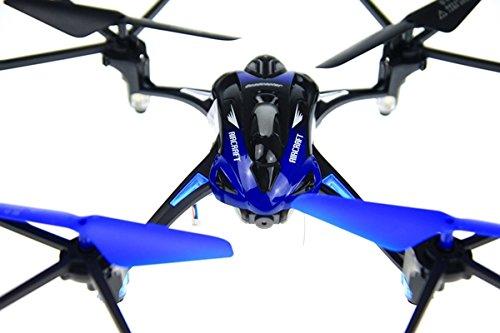 Rayline R8 mit HD Kamera 2.4 GHZ 4-Kanal Drohne RC Quadrocopter - 7