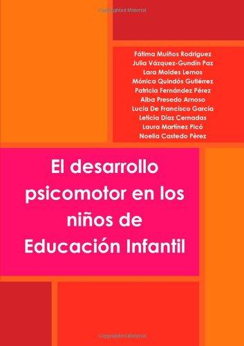 El desarrollo psicomotor en los niños de Educación Infantil