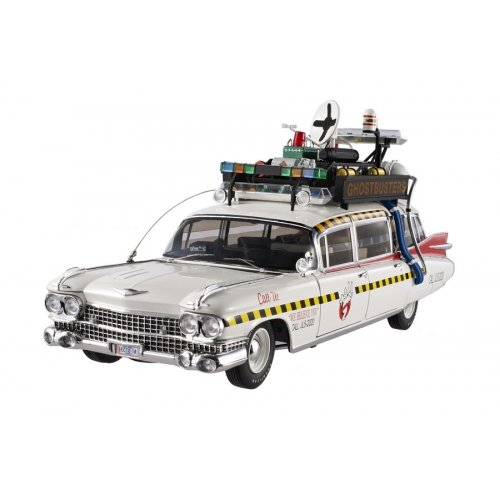 Hot Wheels Elite X5470-DL1D - Sammlermodell Ghostbusters Ecto 1A