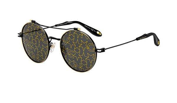 GIVENCHY Givenchy Sonnenbrille » GV 7079/S«, schwarz, 2M2/7Y - schwarz/gold