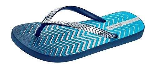 Ipanema Trends VII Frauen Flip-Flops/Sandalen-Blue-39
