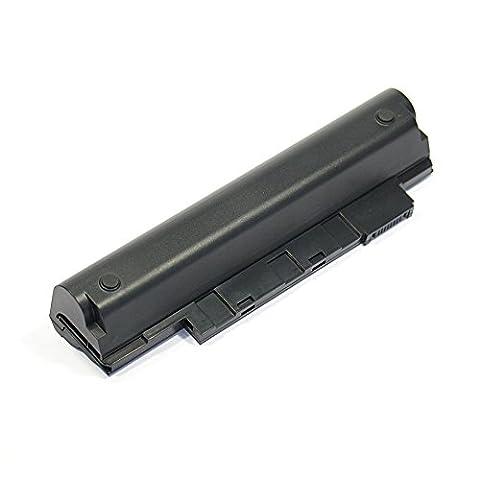 subtel® Batterie premium (6600mAh) pour Acer Aspire One 522 (AO522) / 722 / D255 (AOD255) / D255E / D257 (AOD257) / D260 AL10B31 Batterie de recharge, ordinateur Accu remplacement