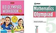 International English Olympiad Workbook -Class 5 (2019-20)Olympiad Books Practice Sets - Mathematics Class 5th