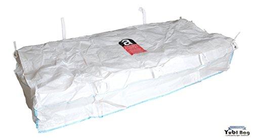 5 Stück Asbest PLATTEN BAG 320 x 125 x 30 cm
