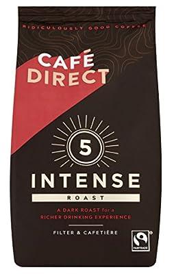 Cafédirect Fairtrade Medium Roast and Ground Arabica Coffee