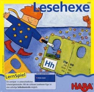 HABA 4582 - Lesehexe
