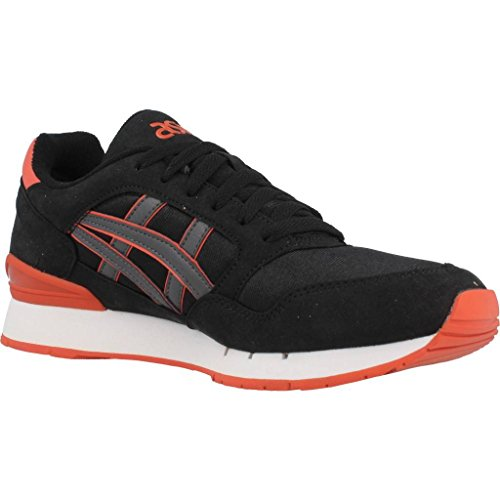 Basket Asics Gel-Atlanis Noir-Rouge Noir