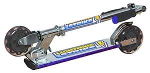 Ozbozz Lightning Strike Scooter Blue