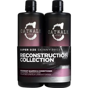 TIGI Catwalk Headshot Tween Duo Cura/Maschere 2 x 750 ml