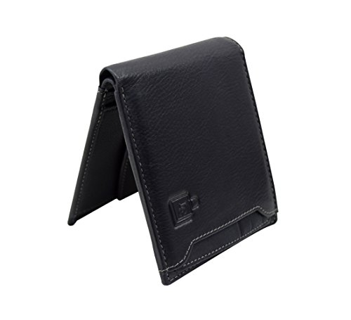 Le Craf Black Men's Wallet