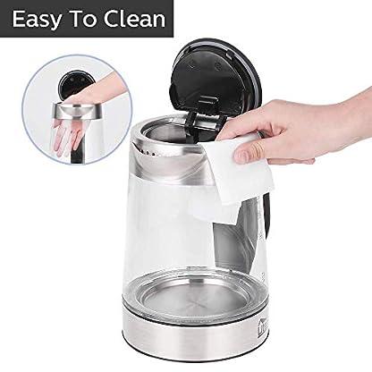 Uten-Glas-Wasserkocher-18L-Edelstahl-Glaswasserkocher-mit-Temperatureinstellung-Elektrischer-Wasserkocher-mit-LED-Innenbeleuchtung-Trockenlaufschutz-Automatisches-SchlieenWarmhaltefunktion2200W
