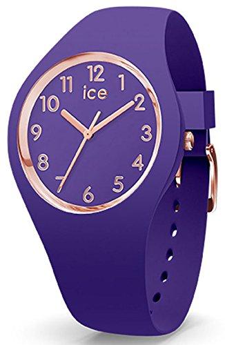 Ice-Watch Femme Analogique Quartz Montre avec Bracelet en Silicone 015695