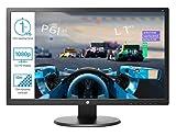 HP 24o Full HD 24 Inch 1 ms 60 Hz Gaming Monitor (1 HDMI, 1 DVI, 1 VGA) - Black