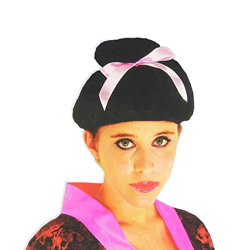 Dress Up America Asiatische Mädchen Geisha Perücke