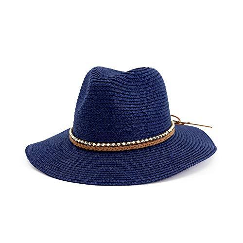 youjiu Sonnenschutz Sonnenblende Hut Mode eleganten Hut männlichen Outdoor-Sonnenschutz Sonnenschirm @ - Gangster Männliche Kostüm