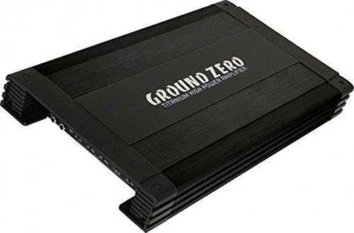 Ground zero-gZTA titanium 4125X - 24 v