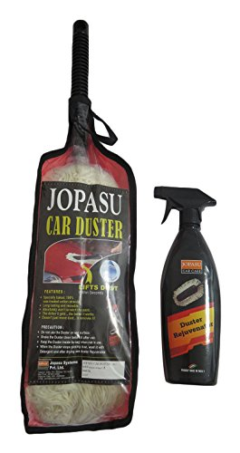 jopasu aocc061 car duster and duster rejuvenator (500 ml, white) Jopasu AOCC061 Car Duster and Duster Rejuvenator (500 ml, White) 41eiCMnw18L
