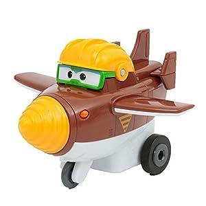 Giochi Preziosi-Super Wings, avión, vehículo de Juguete, Persona Dizzy Todd