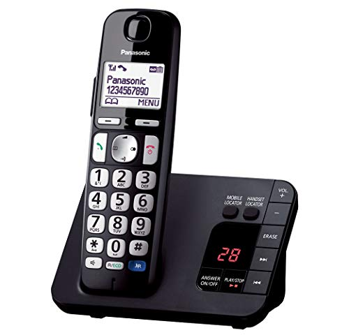 Panasonic KX-TGE720EB Big Button...