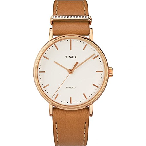 Montre Femme Timex Fairfield with Crystal Accent TW2R70200