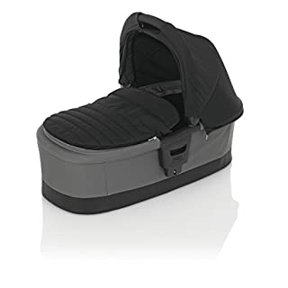Britax Affinity Carrycot (Black Thunder)