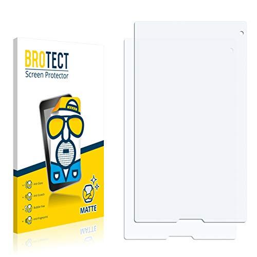 BROTECT Schutzfolie Matt für Medion Lifetab P8314 (MD 99612) [2er Pack] - Anti-Reflex, Anti-Fingerprint, Anti-Kratzer