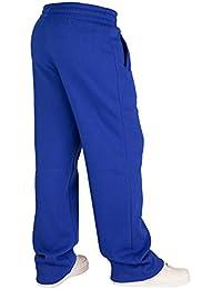 TB078 'Urban Classics' Loose-Fit Sweatpants (Various Colours), Größe:L;Farbe:royal