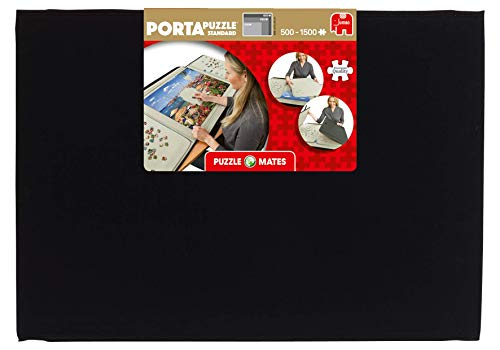 Jumbo - 10806 - Puzzle Mates Portapuzzle Standard up to 1500 pce Puzzles - Puzzle mates