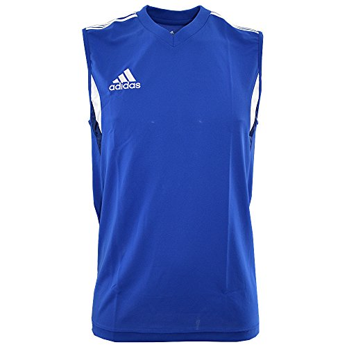 adidas-performance-maillot-lic-ssl-bleu-blanc-d85431-azul-l