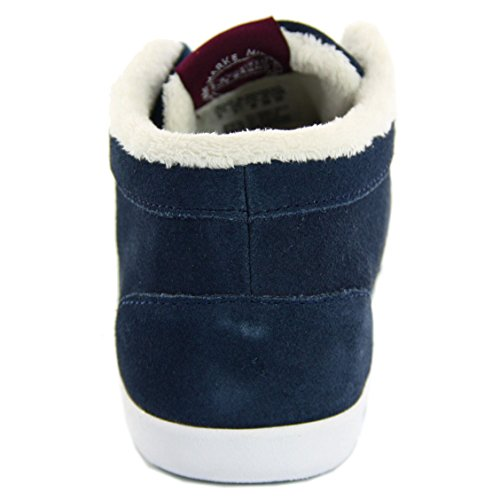 Adidas Originals Adria PS 3S MID W, Baskets Mode Damen Bleu (Enccla/Ftwbla/Enccla)