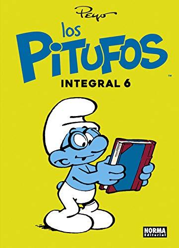 Los Pitufos. Integral 6