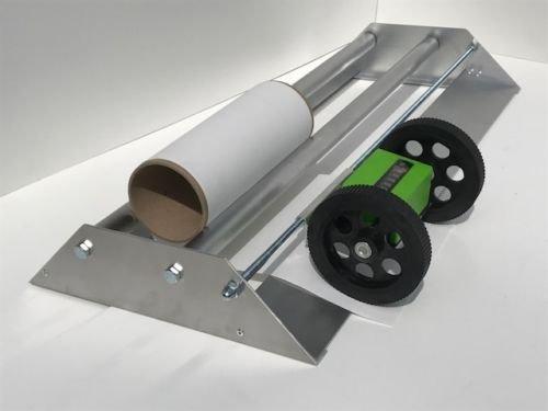 Sticker Design Shop Tapetenabroller Tapeten Abroller 60 90 115 cm mit Meterzähler Zähler 232735378277 (90cm)