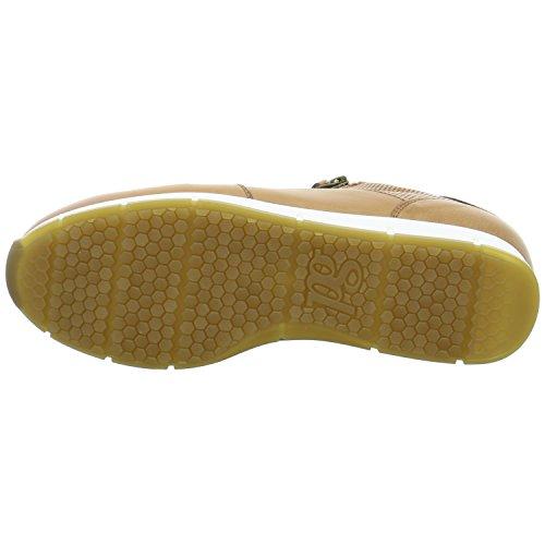 Paul Green 4459-079, Scarpe stringate donna cuoio/bronze