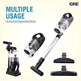 iGRiD Handheld Vacuum Cleaner, Cordless, Vacuum Cleaner for Home/Car/Carpet/Bed/Sofa, Lithium ion Battery, 35