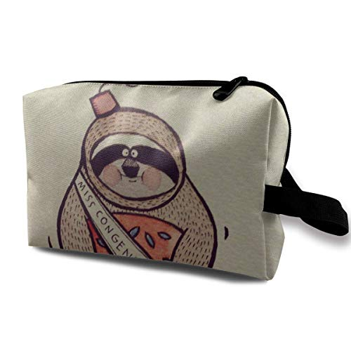 Sloth Baby Portable Carry Storage Bag Capacity Bags Storage Capacity Bags -