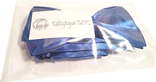 UtopyaUK - Nœud papillon - Garçon Bleu