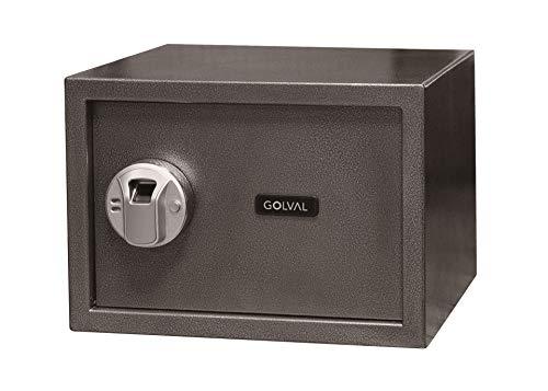 Golf F25 Home Sicherheits-Safe, Biometrisch, Schnellzugriff, Stahl