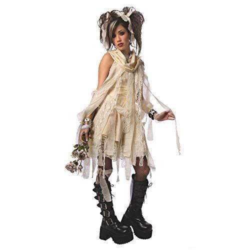 Morph OMPAL5071S gotico costume, mummia, piccolo
