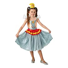Rubie's Official Disney Dumbo Elephant Childs Costume, Tutu Dress, Childs Size Toddler Age 2-3 Years