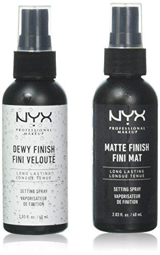2 NYX Makeup Setting Spray