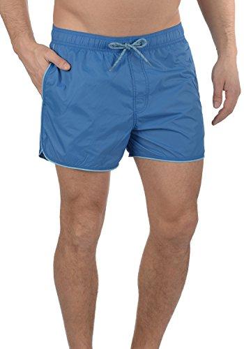Blend Zion Herren Swim-Shorts Kurze Hose Badehose, Größe:L, Farbe:Marine Blue (74635)