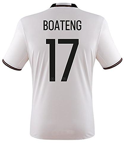 Trikot Adidas DFB 2016-2018 Home Damen (Boateng 17, L)