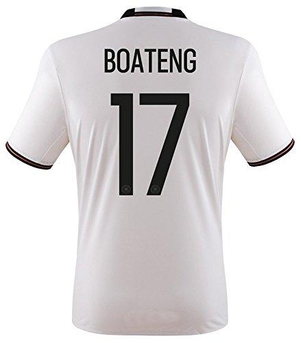 Trikot Adidas DFB 2016-2018 Home Damen (Boateng 17, XS)