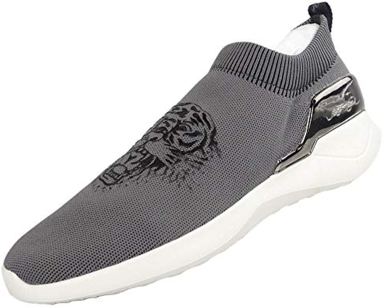 Ed Hardy, scarpe da ginnastica Uomo Grigio grigio, Grigio (grigio), 40 EU | In Uso Durevole  | Maschio/Ragazze Scarpa