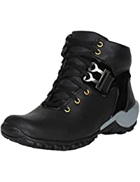 Arr Fashions Men's Synthetic Trekking And Hiking Boots