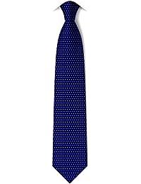 Corbata de Pura Seda Natural para Hombre Hecha a Mano 100% Seda