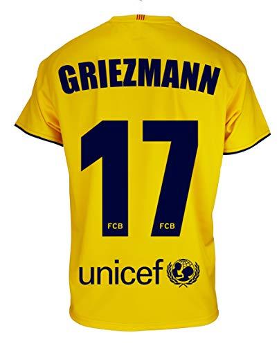 Camiseta 2ª equipación FC. Barcelona 2019-20 - Replica