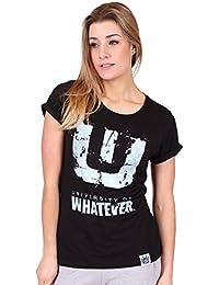 University of Whatever Damen Tshirts